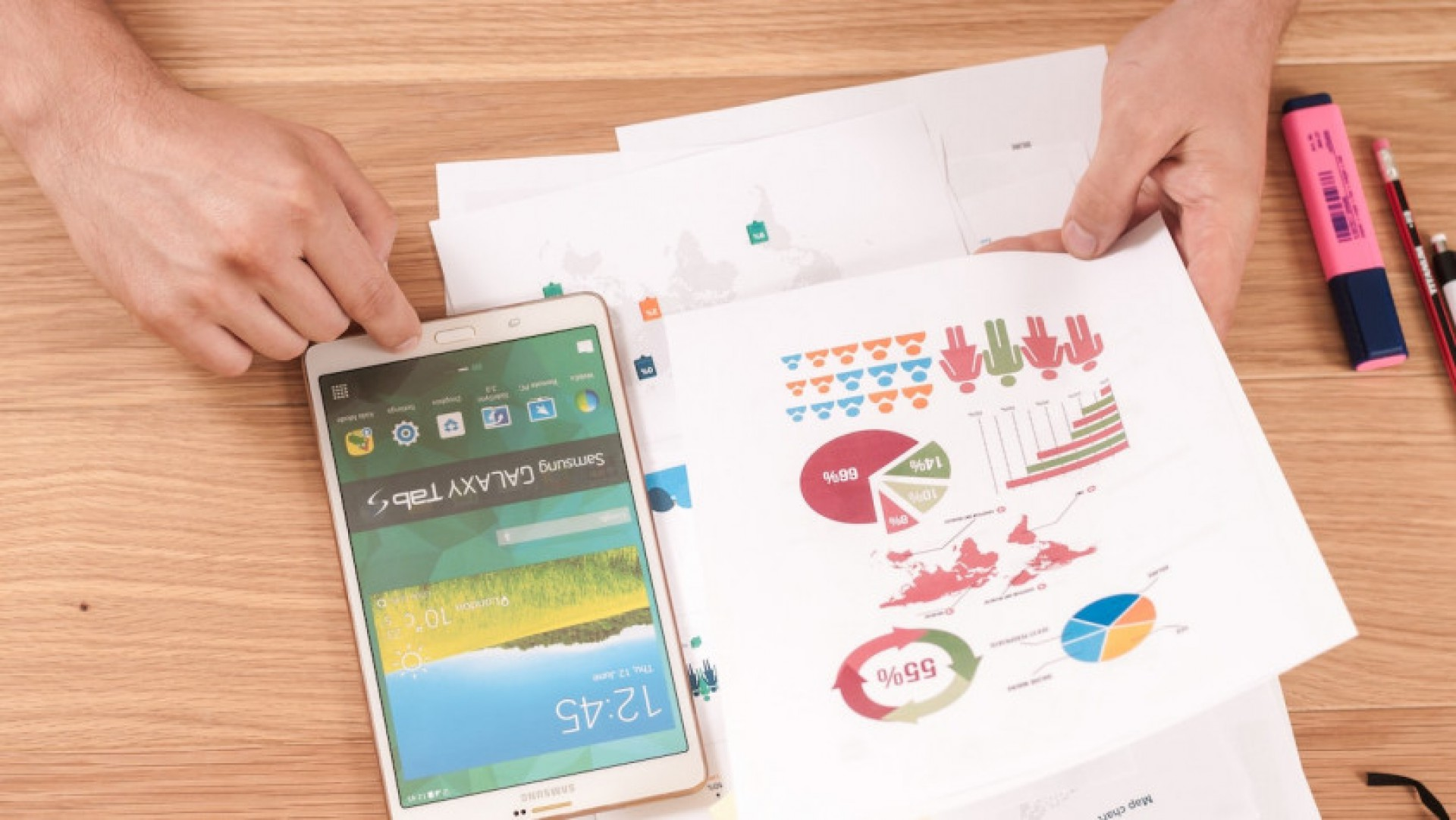 4 Data Metrics to Track to Keep Your Business from Crashing