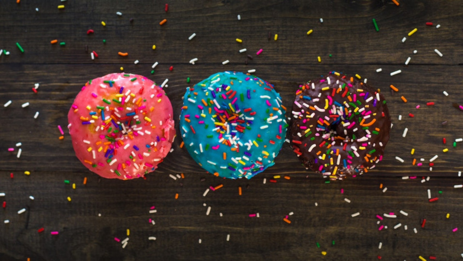 First FRYday of June is Always National Donut Day! Hooray!