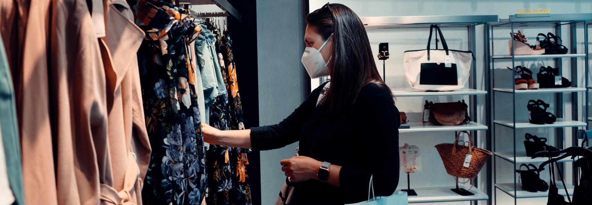 How Pandemic Shopping Is Moving Stores to E-Commerce